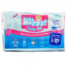 BABY HAPPY DIAPERS L20