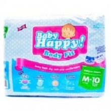 BABY HAPPY DIAPERS M10