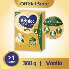 BEBELAC Gold Soya 3 - Box 360 Gr