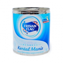 BENDERA KENTAL MANIS 375 Gr (Biru)