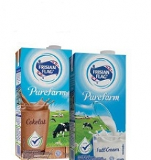 BENDERA UHT 900ml. (Full Cream/Cokelat/Coconut Delight)