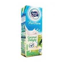 BENDERA UHT Coconut Delight 225ml.