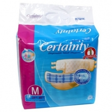 CERTAINTY ADULT DIAPERS (M-10)