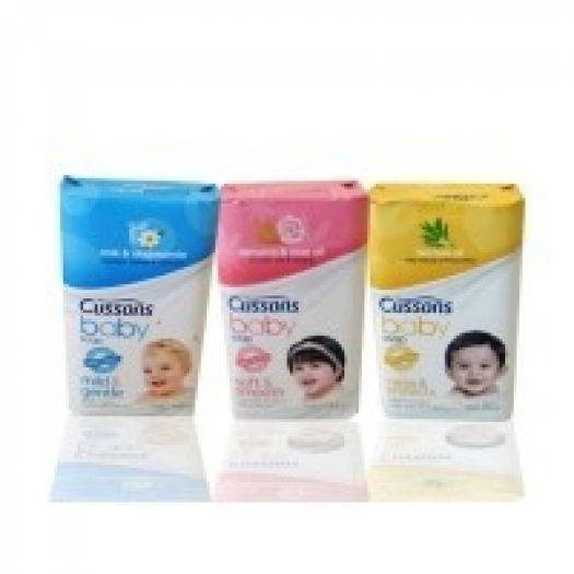 CUSSONS BABY SOAP 75 GR