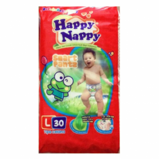 HAPPY NAPPY PANTS JUMBO