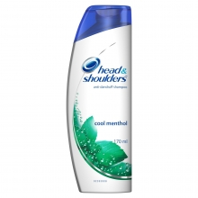 H&S HEAD&SHOULDERS SHAMPOO 170 ml