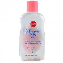 JOHNSON BABY OIL 125 ml