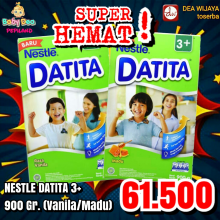 NESTLE DATITA 3+ 900 Gr (Md/Van)