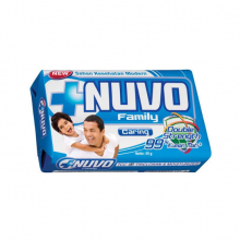NUVO Family Bar Soap 80gr