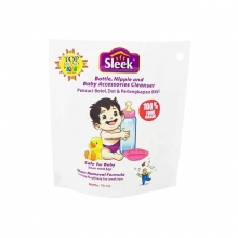 SLEEK Baby Bottle Nipple Clnser 70ml