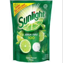 SUNLIGHT Cair Refill 755 ml Lime