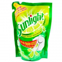 SUNLIGHT LIME 400 ml