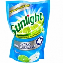 SUNLIGHT REFFIL 800 ml (Anti bacteri/Clean & Soft/Anti Bau)