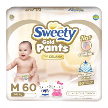Sweety Pants Gold (L-54/M-60/XL-44/XXL-36/S-66)